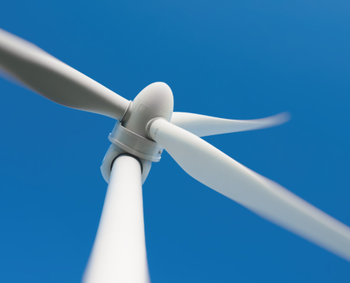 Wind energy optimization Ertragsoptimierung driftoptimeringen