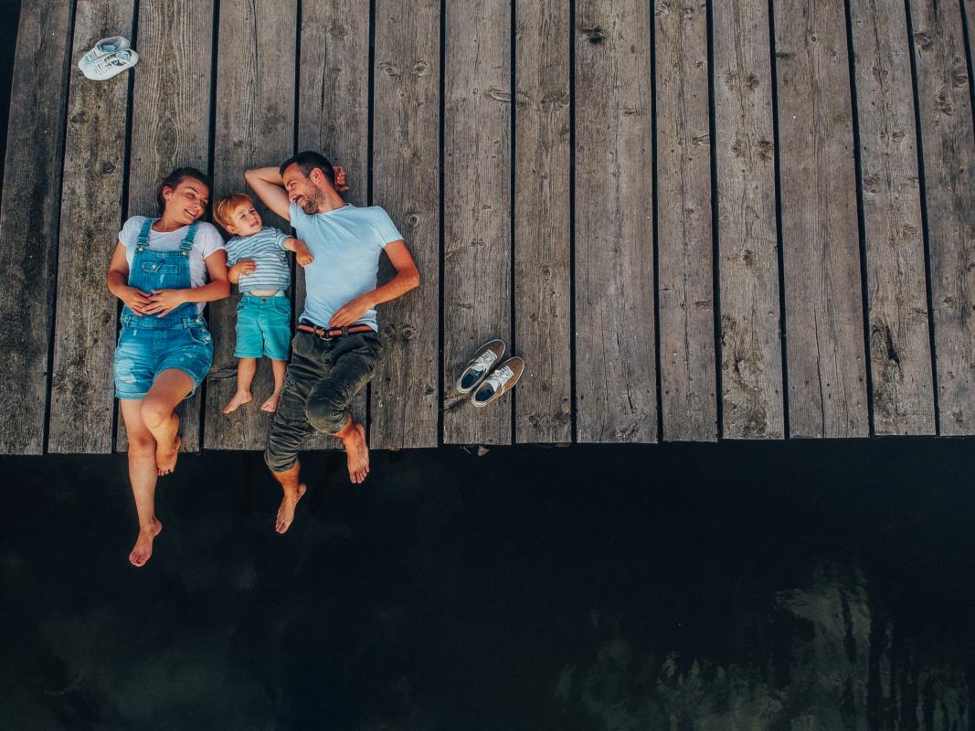 Familj räddar klimatet på Gotland
