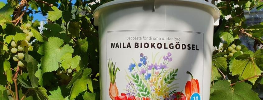Waila Biokol gödsel