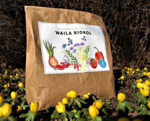 Wailas biokolprodukter